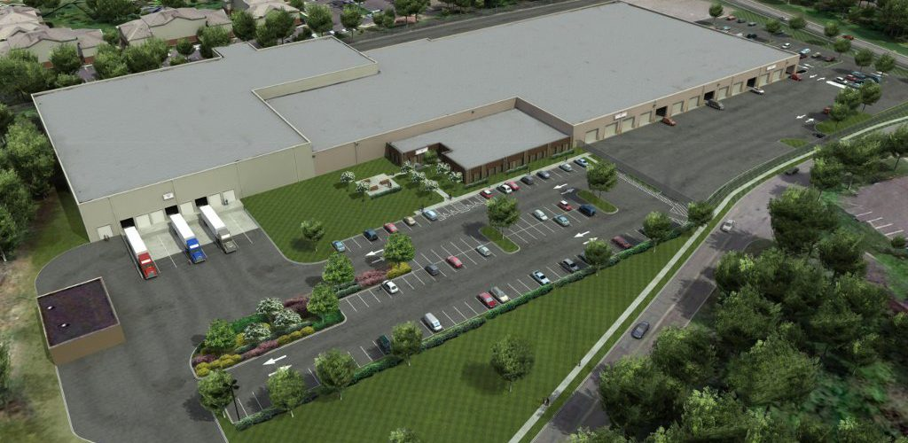 Industrial Investments Redevelopment Project