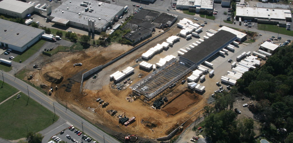 Old Dominion Freight Line Facility Expansion